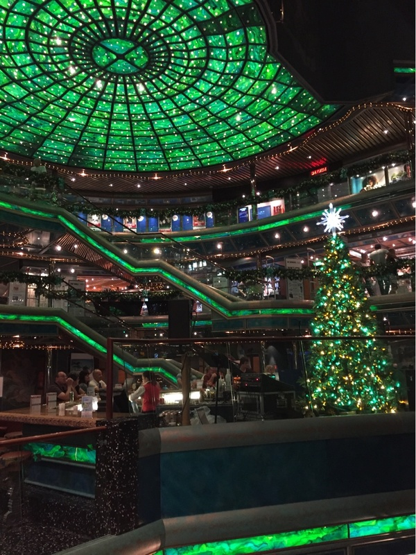 Merry Christmas! - Carnival Victory