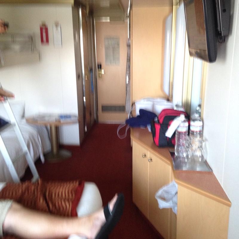 Carnival Magic cabin 8260