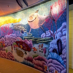 Vista Cafe on Disney Fantasy