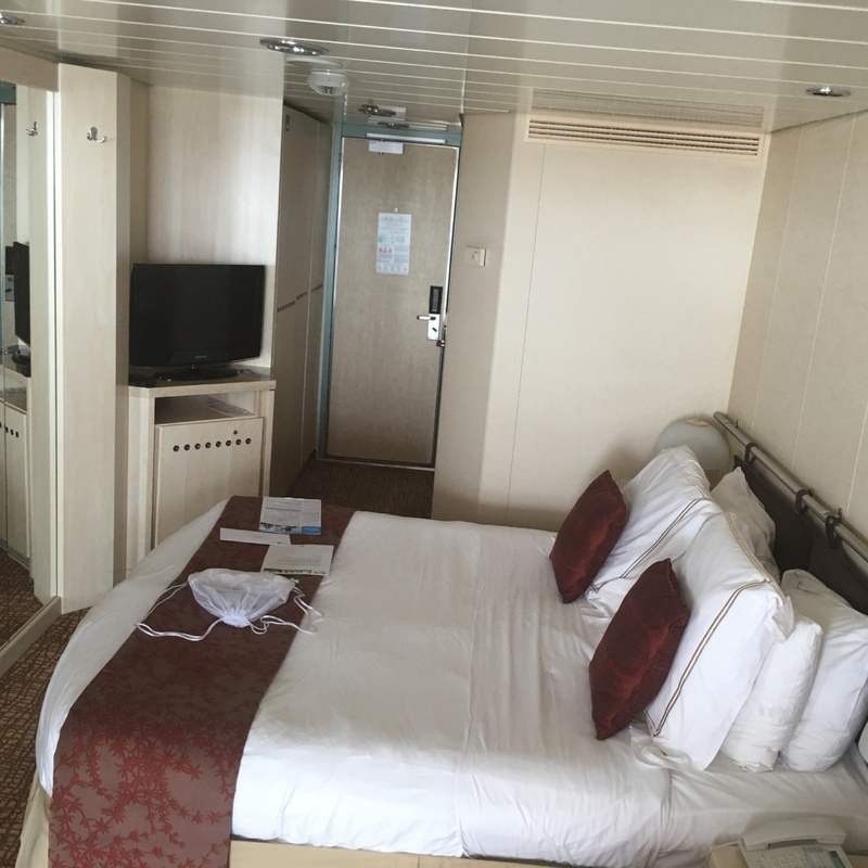 Aquaclass Stateroom Cabin Category K2 Celebrity