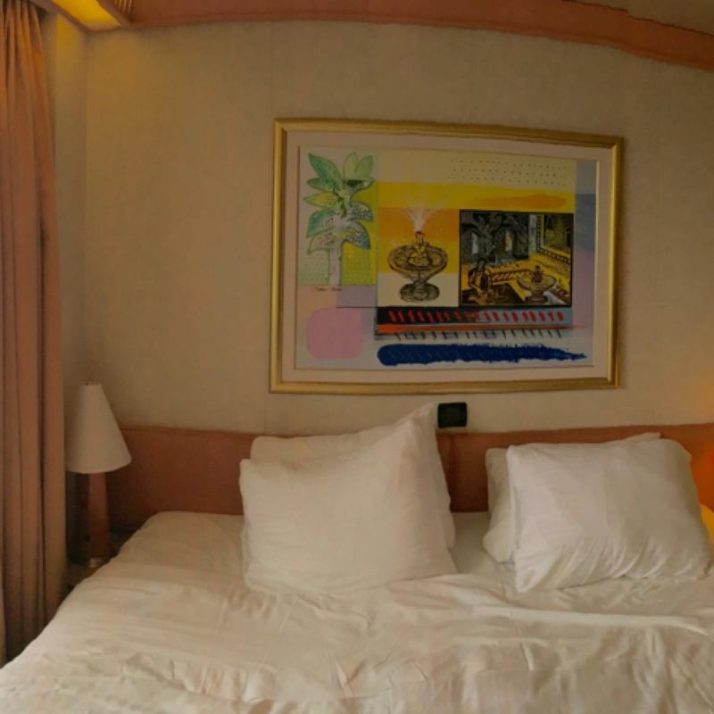 Carnival Liberty cabin 9294