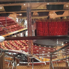 Ivanhoe Theater on Carnival Valor