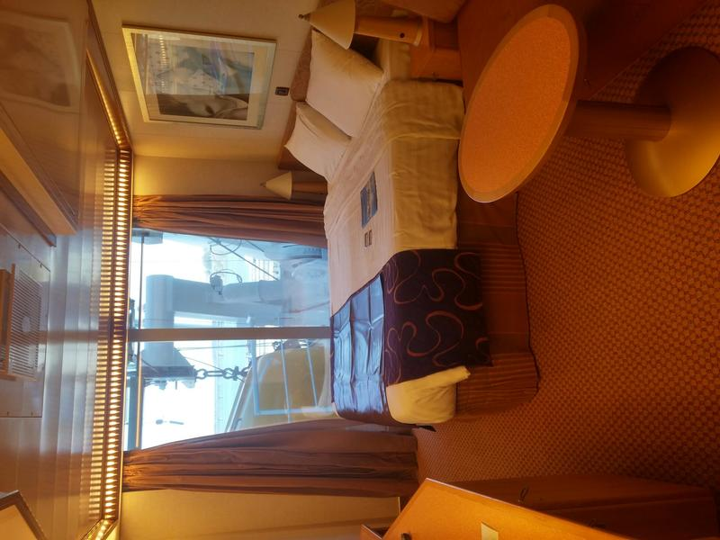 Classic Oceanview Stateroom-Fully Obstructed View on Costa Luminosa