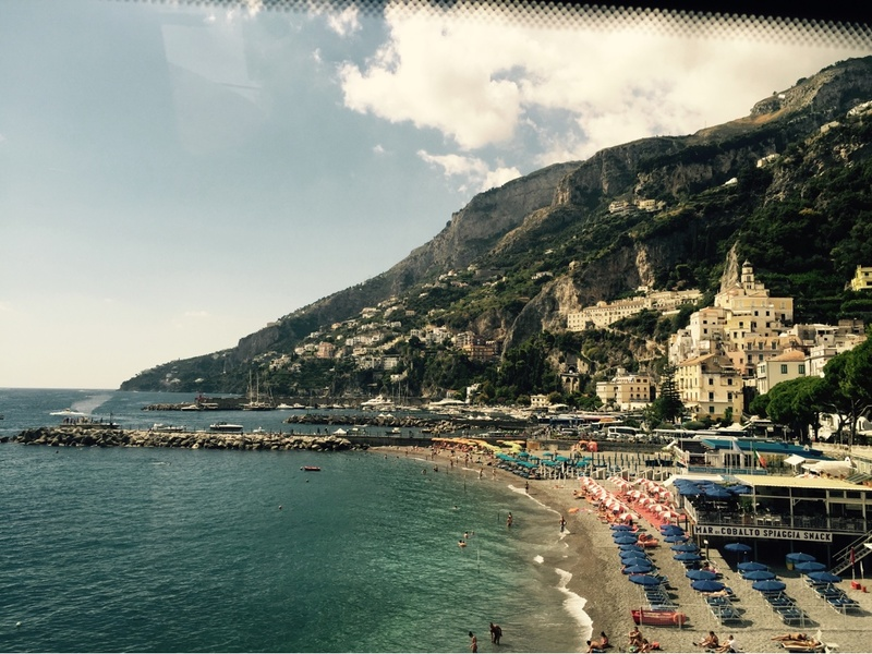 Amalfi, private tour shared with another couple