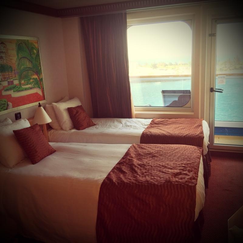 Carnival Dream cabin 7420