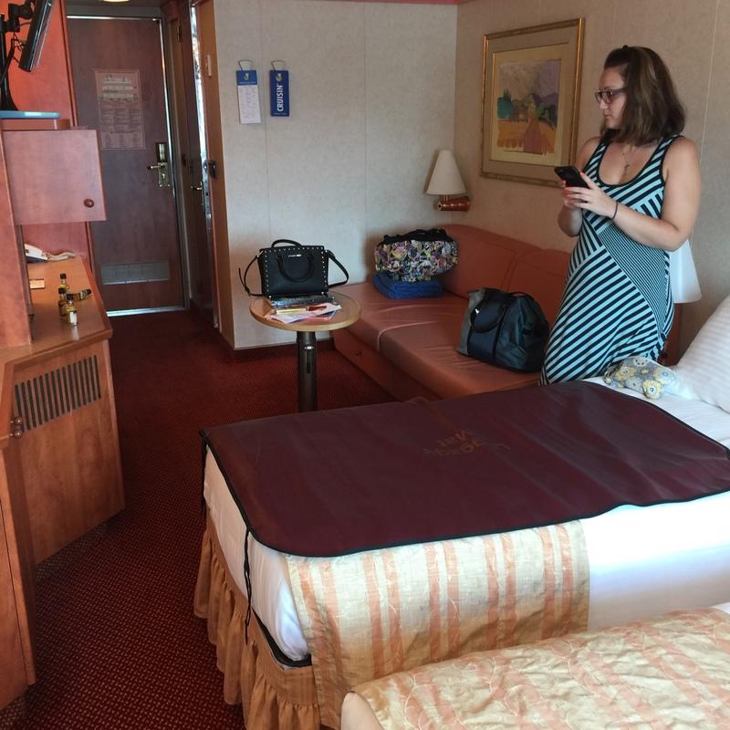 Carnival Conquest cabin 1453