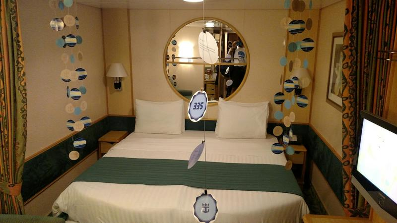 Inside Cabin 9609 On Freedom Of The Seas Category 2l