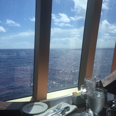 The Chic Restaurant on Carnival Freedom