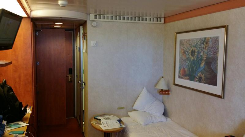 Balcony Cabin 8136 On Carnival Pride Category 8e