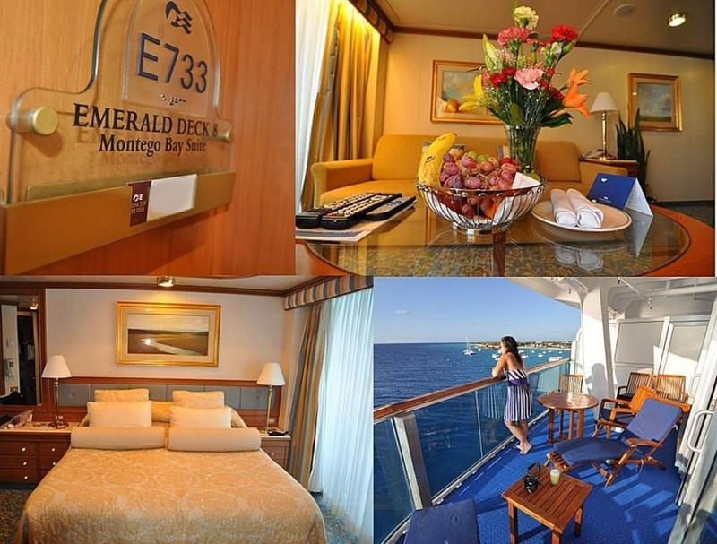 Crown Princess cabin E733