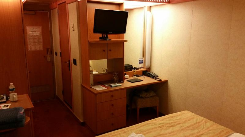 Carnival Liberty cabin 9251