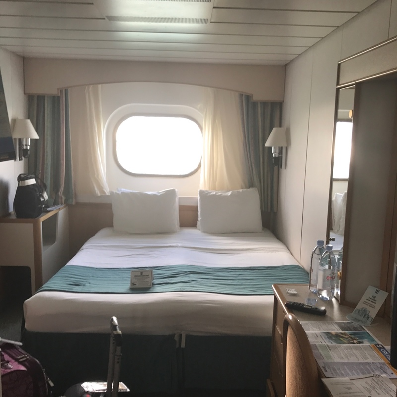 Oceanview Cabin 6594 On Majesty Of The Seas Category Wd