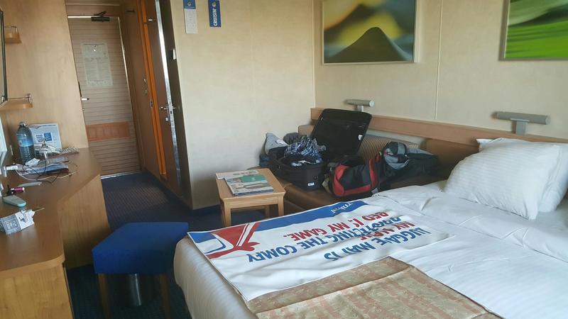 Carnival Victory cabin 7388