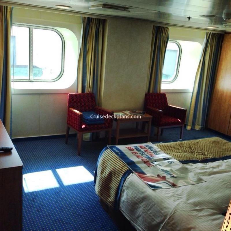 Carnival Magic cabin 1448