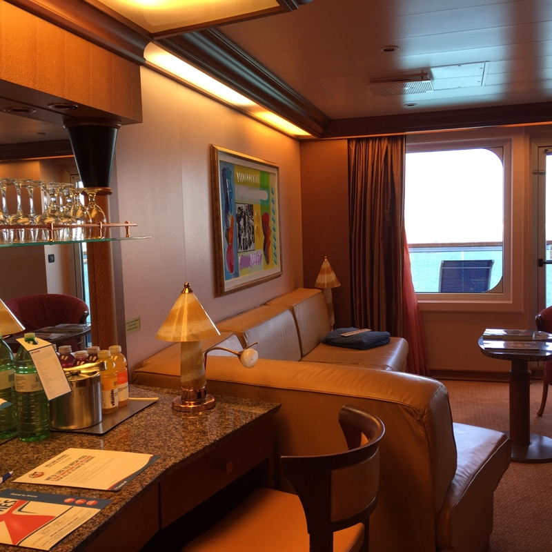 Suite 7299 On Carnival Liberty Category Gr