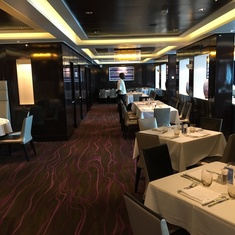 Taste Restaurant on Norwegian Breakaway