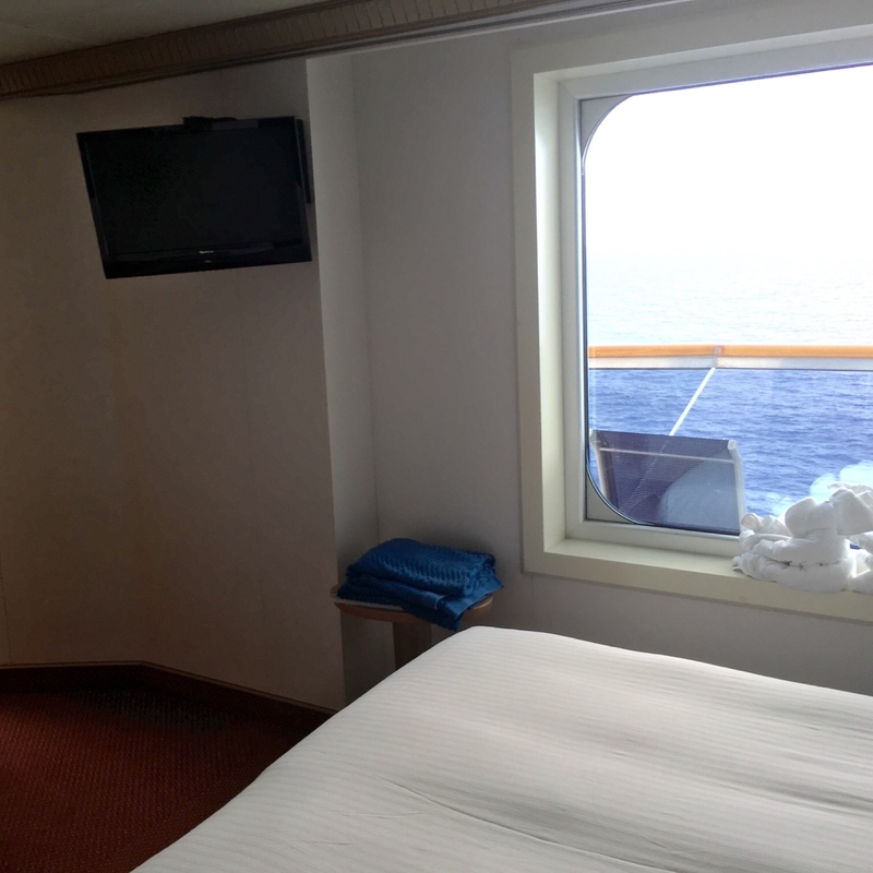 Carnival Magic cabin 9472