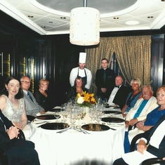 Murano Restaurant on Celebrity Eclipse