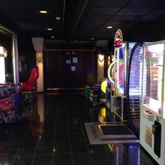 Video Arcade on Carnival Imagination