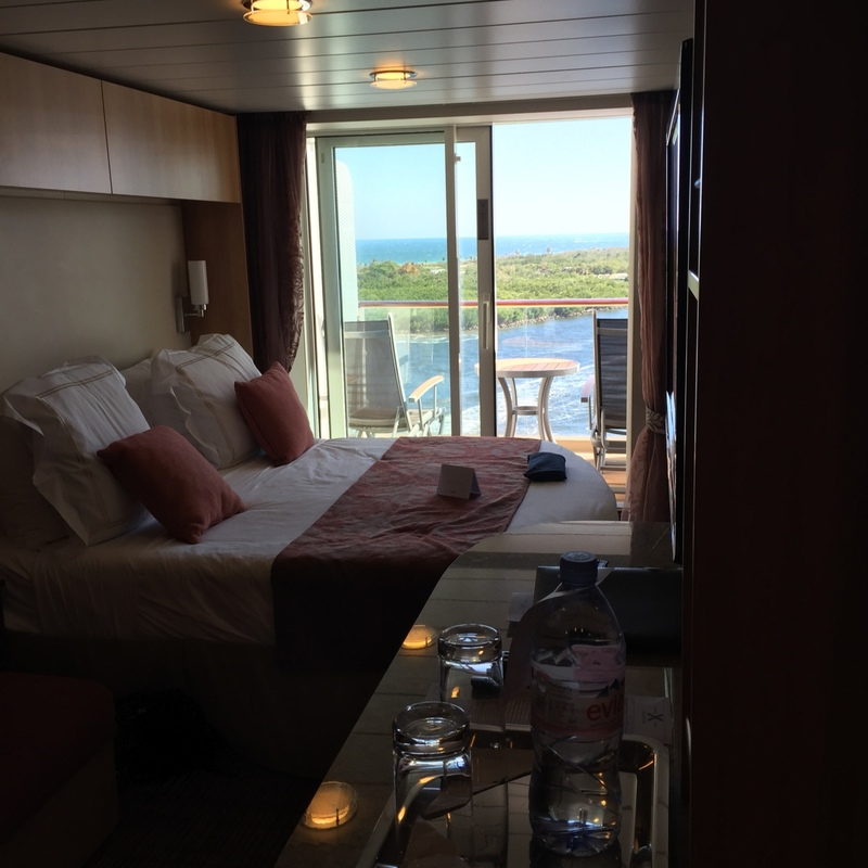 Concierge Class Cabin Category W4 Celebrity Silhouette