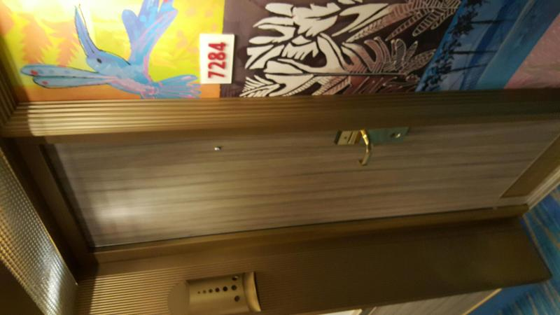 Carnival Magic cabin 7284