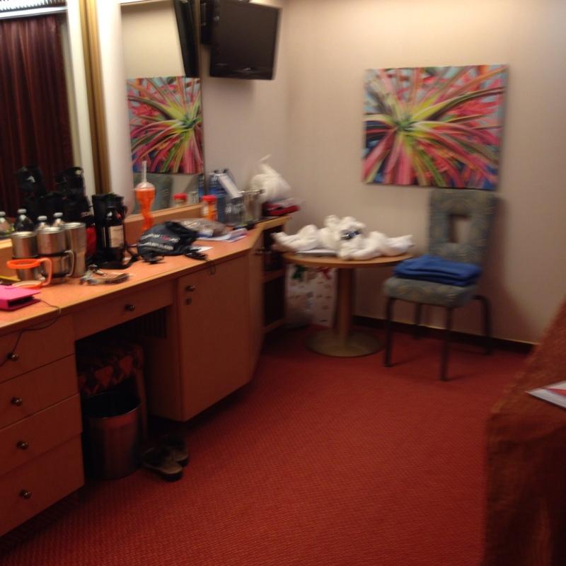 Carnival Magic cabin 9201