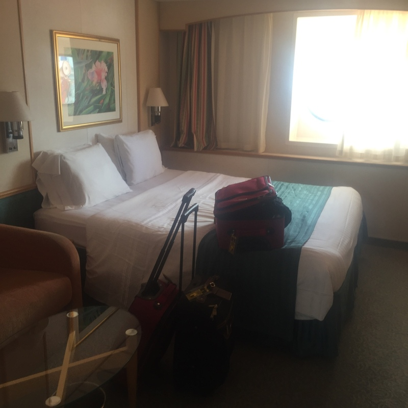 Oceanview Cabin 9050 On Majesty Of The Seas Category Xy