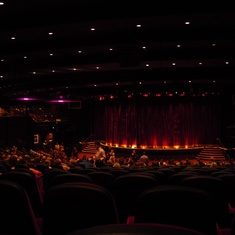 Theater on Norwegian Spirit
