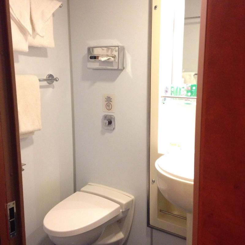Carnival Sensation cabin R27