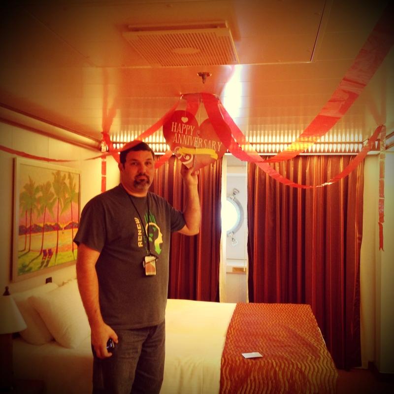 Carnival Dream cabin 1206