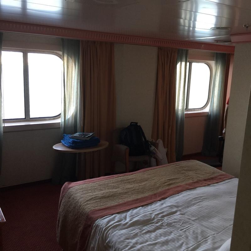 Carnival Liberty cabin 2465