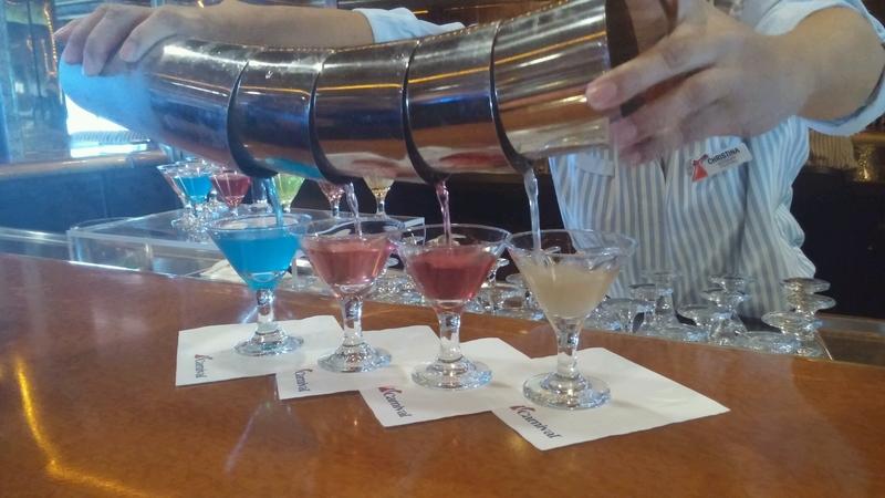 Martini Taste - Carnival Sensation