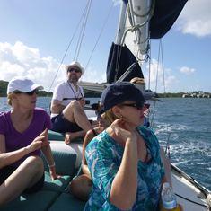 Charlotte Amalie, St. Thomas - Motley Crew, Pillsbury Sound