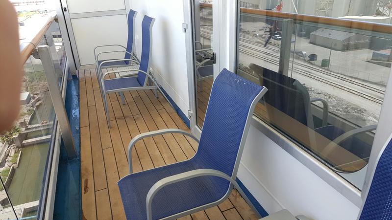 Carnival Liberty cabin 8449