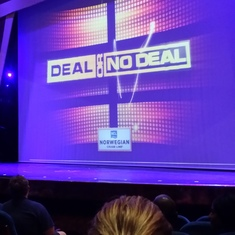 Deal or no Deal chances of winning 1 in 4 thousand. lol 20 dollars to play