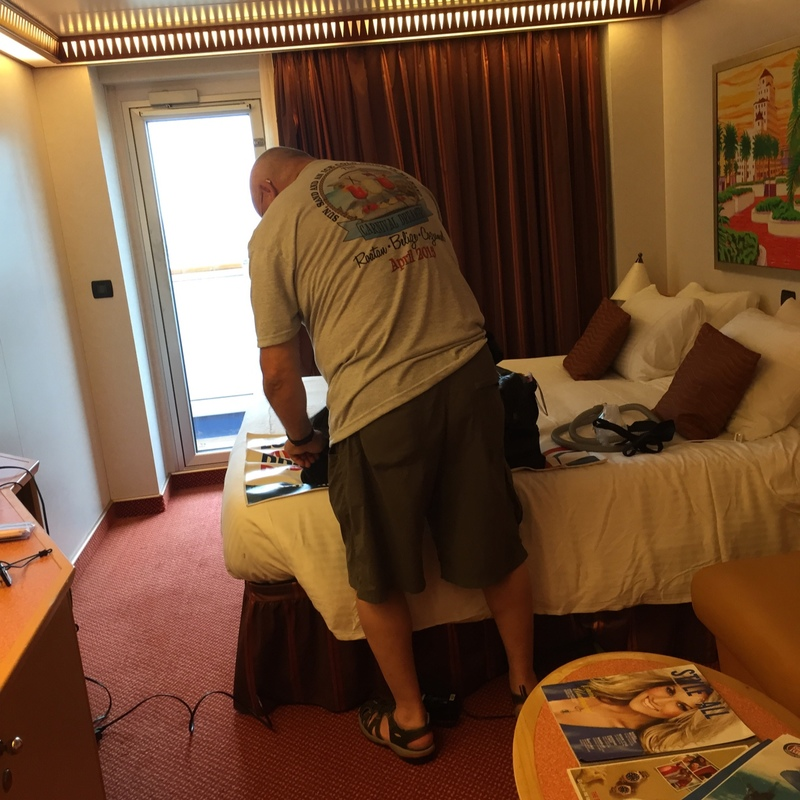 Carnival Dream cabin 11258