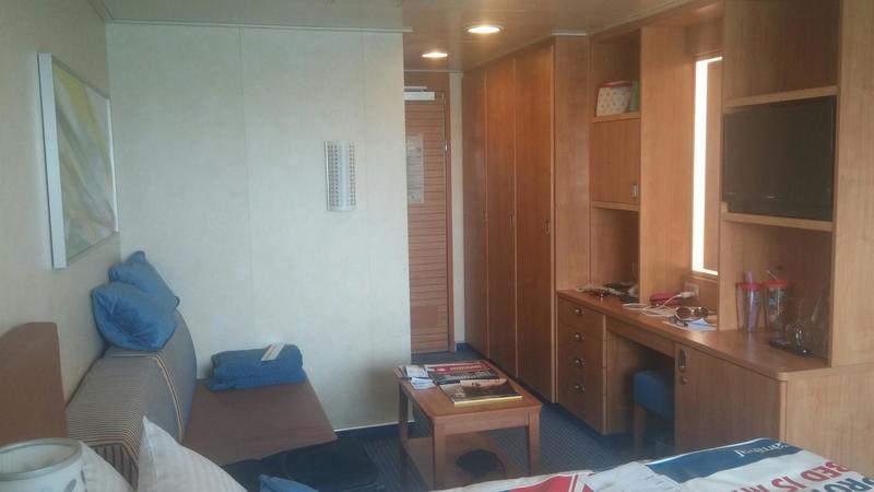 Carnival Breeze cabin 6395