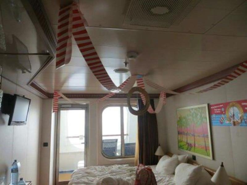 Carnival Dream cabin 2284