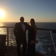 Sunset Bar on Celebrity Silhouette