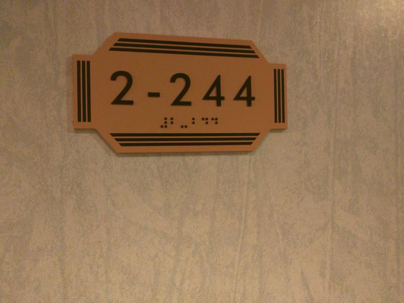 Carnival Valor cabin 2244