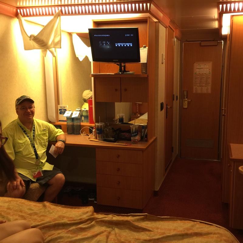 Carnival Liberty cabin 1247