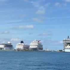 Focus on Oasis of the Seas