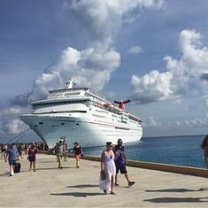 Carnival Paradise Cruise Ship Reviews And Photos