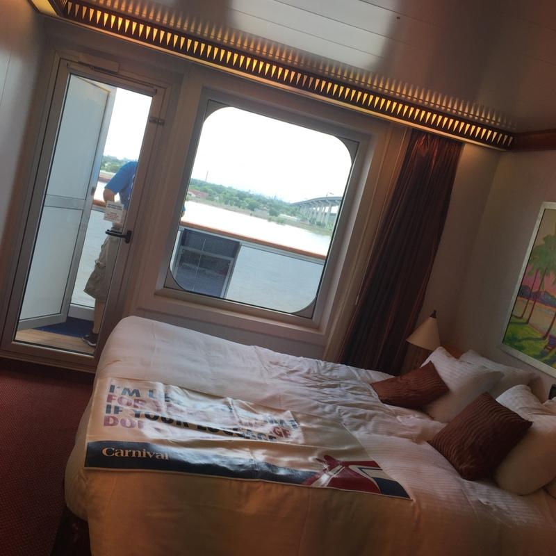 Carnival Dream cabin 6302