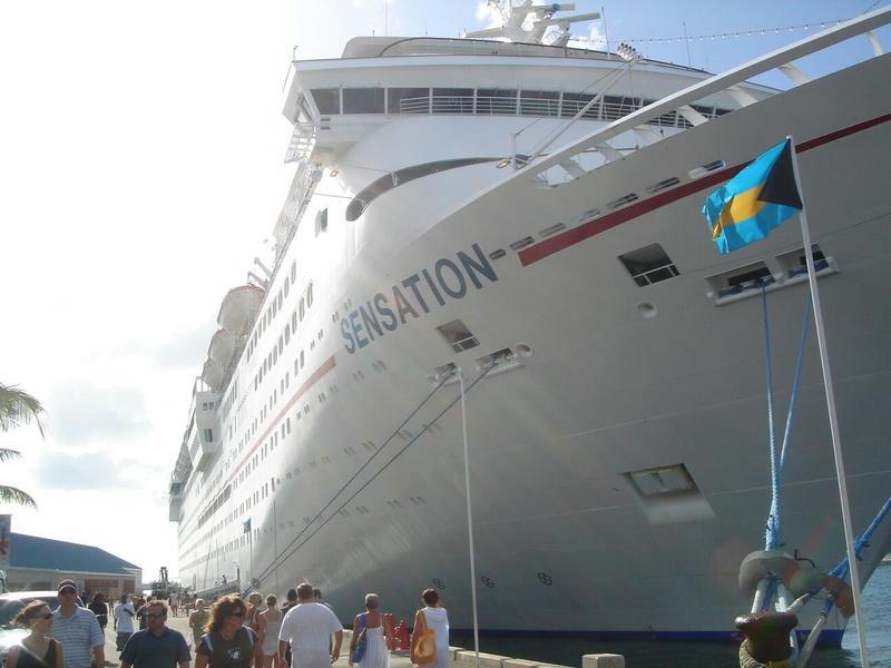 Carnival Sensation cabin M73