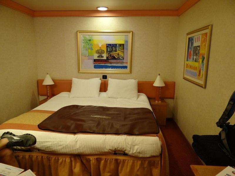 Carnival Liberty cabin 7321