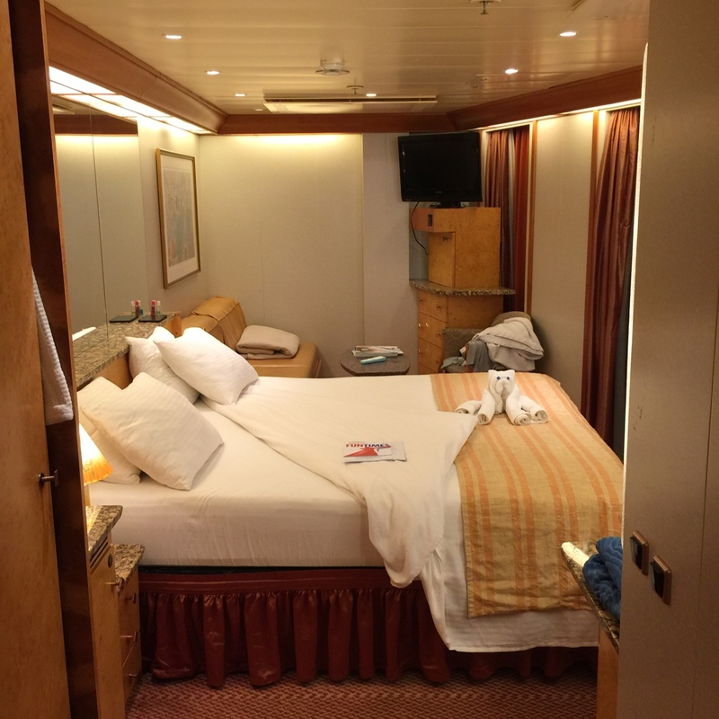 Carnival Pride cabin 5295