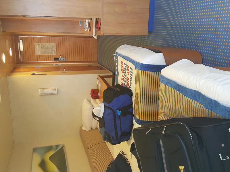 Carnival Breeze cabin 9398