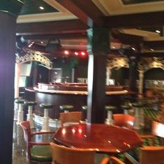 Irish Sea Piano Bar on Carnival Victory
