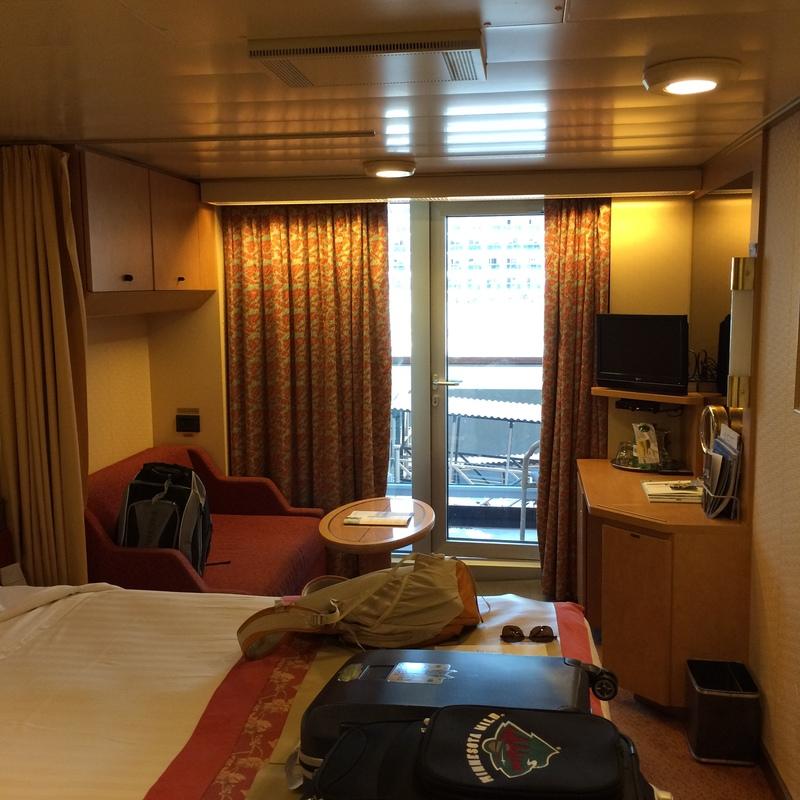 Balcony Cabin 5099 On Westerdam Category Ej
